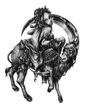 Gremory - Gomory - Gemory - Gamori - 72 Espíritos da Goétia - Daemons - Demônios Goéticos
