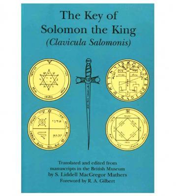 Livros - As chaves de Salomão, o Rei - Clavicula Salomonis