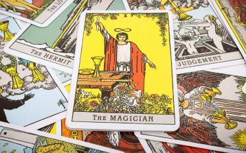 Magia - Oráculo do Tarot - Tarô