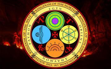 Magia - Os 4 grandes Reis da Goétia